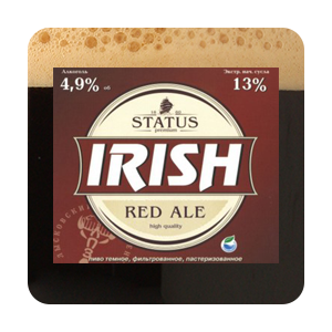 Айриш ред (Irish Red Ale)